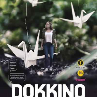 Dokkino, juliste 50 x 70 cm