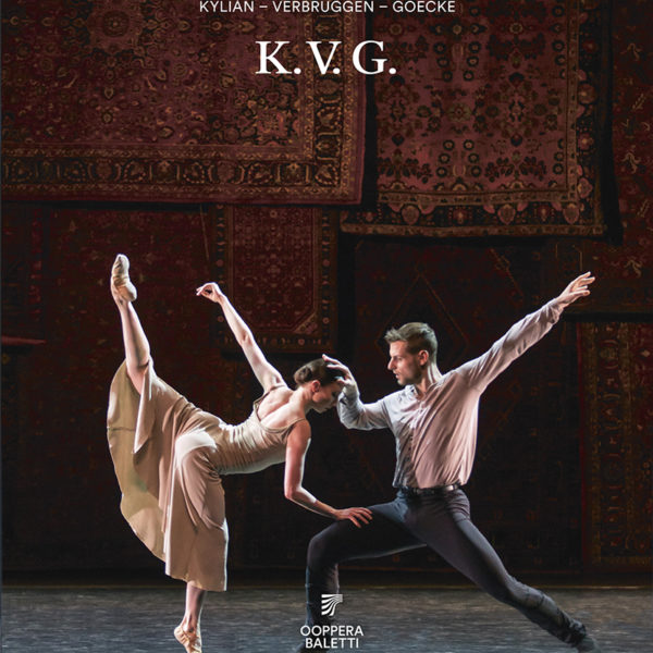 K.V.G. -baletin käsiohjelma